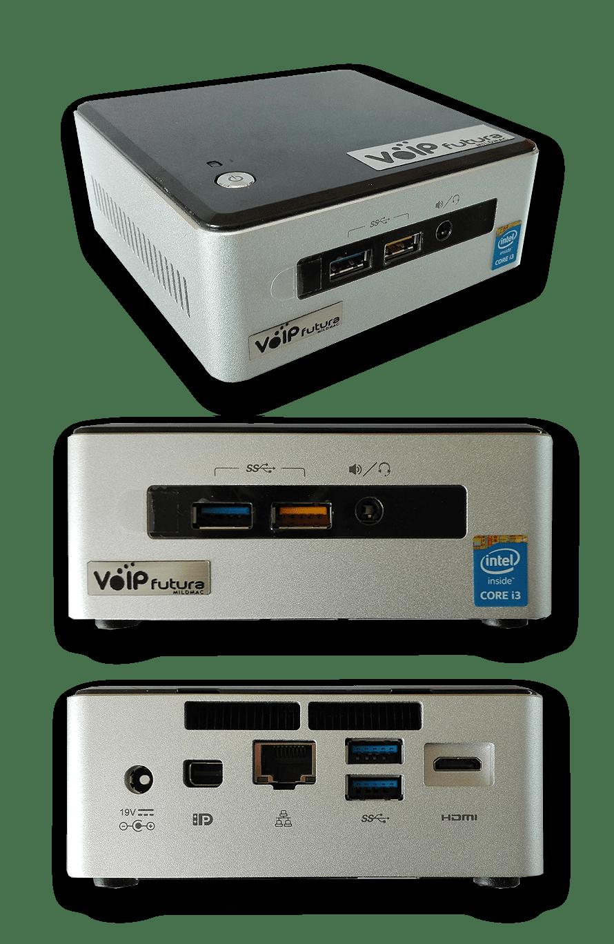 VoIPFutura Micro